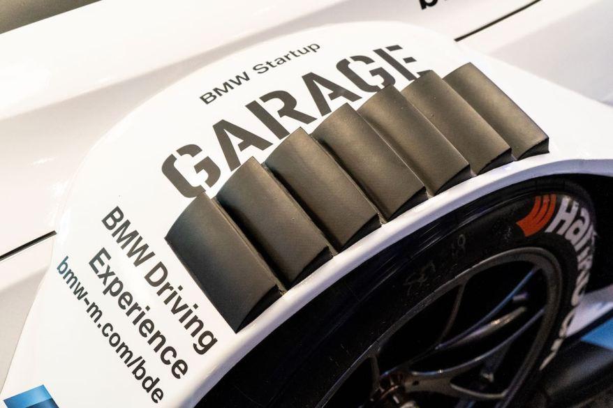 BMW Garage Startup (c)BMW