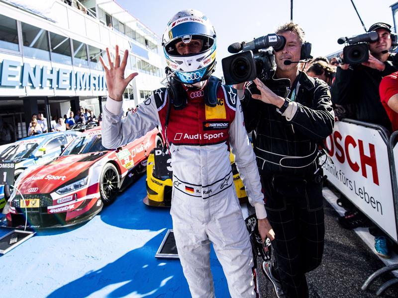 #33 René Rast, Audi RS5 DTM(c)DTM