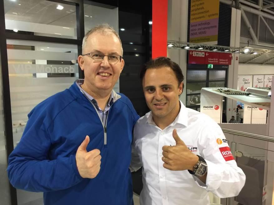 Felipe Massa (c)Frabrice Brouwers Venturi