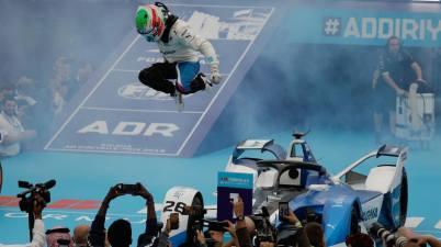 Antonio Felix da Costa siegt für BMW zum Saisonauftakt (c)BMW