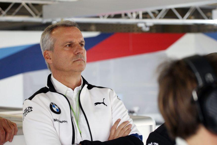 BMW Motorsportdirektor Jens Marquardt (c)BMW