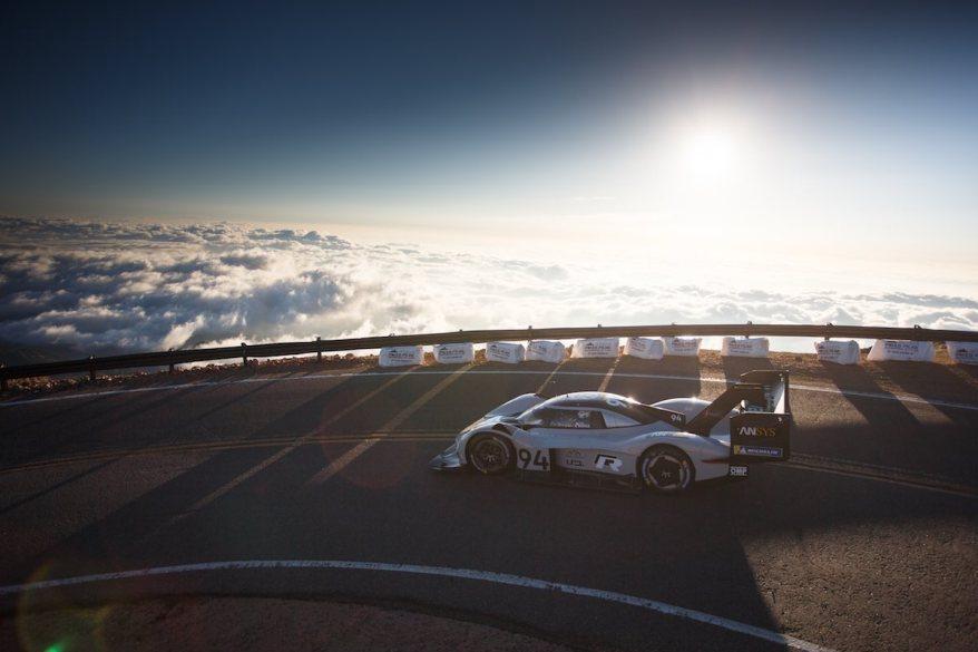 Volkswagen I.D. R Pikes Peak – Race week (c)VW
