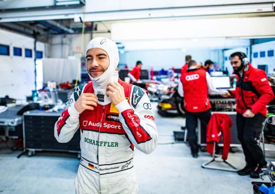 Mike Rockenfeller,Audi RS 5 DTM 2019 (c)DTM