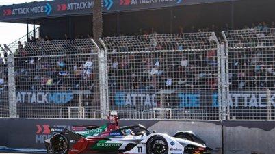 Audi e-tron FE05 #11 (Audi Sport ABT Schaeffler), Lucas di Grassi,Formula E, Marrakesh E-Prix 2019 (c)Audi