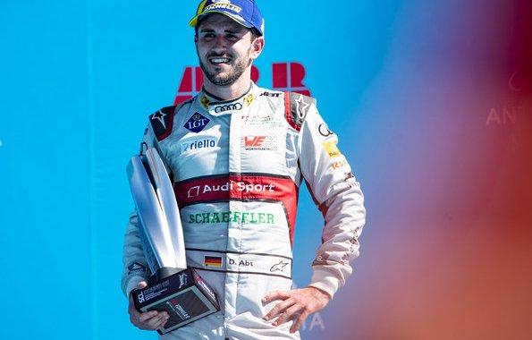 Daniel Abt,Formula E, Santiago E-Prix 2019 (c)Audi