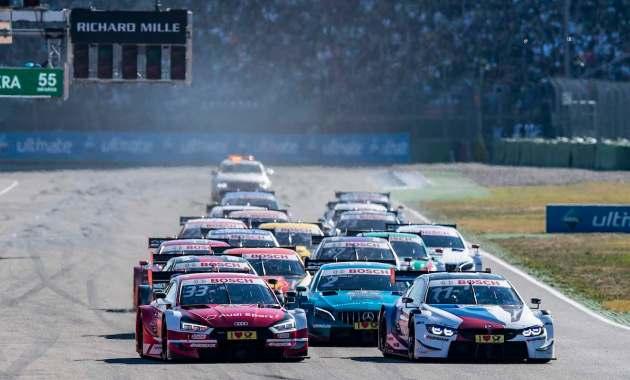 Start Race 2 (c)DTM
