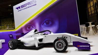 2019 Autosport International Show (c)Hankook