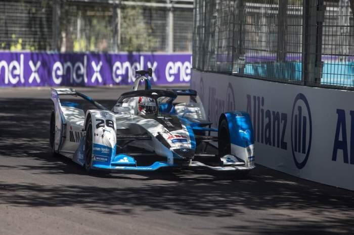 Formel E Santiago de Chile Antonio Felix da Costa im BMW iFE.18 (c)BMW