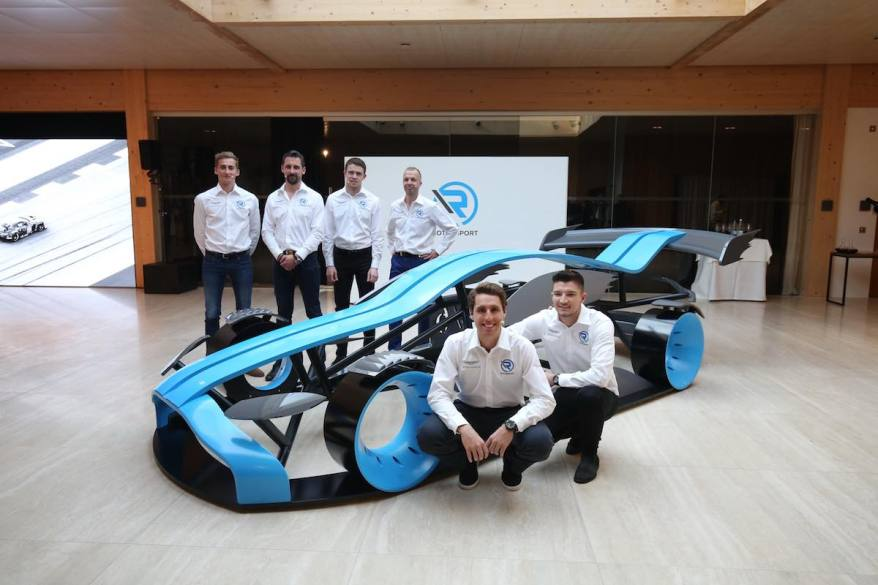 R-Motorsport Launch DTM 2019 (c)R-Motorsport