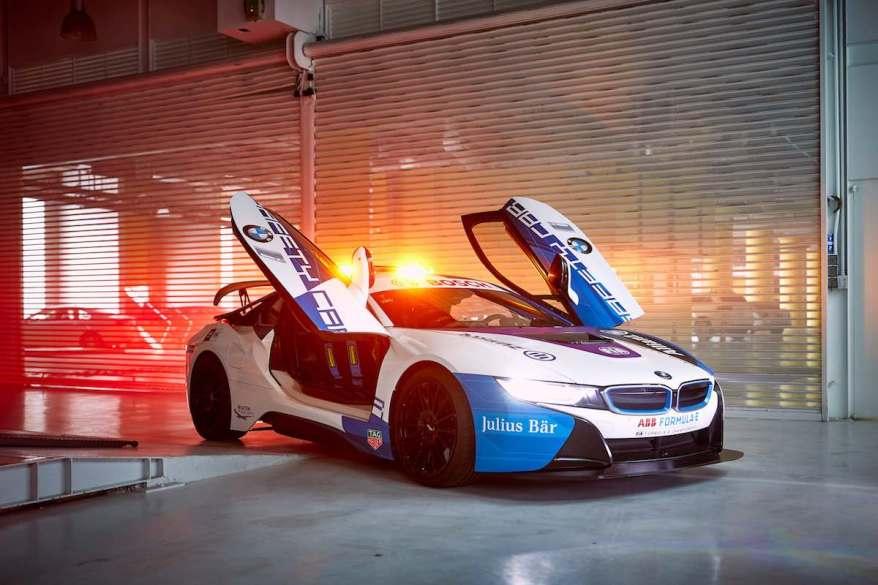 BMW Safety Car für Formel E (c)BMW