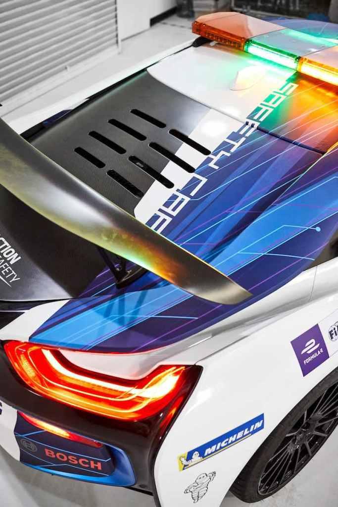 BMW Safety Car (c)BMW