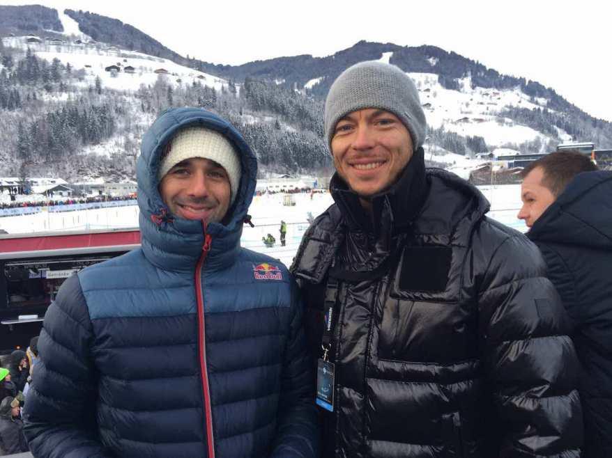 Neel Jani (links) und Andre Lotterer_(c)EHirsch