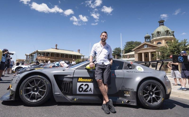 R-Motorsport Teameigner Florian Kamelger (c)DTM/R-Motorsport