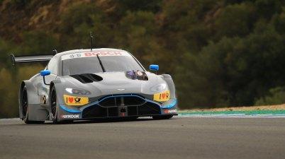 Aston Martin Vantage DTM in Jerez (c)R-Motorsport
