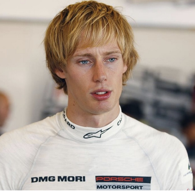 Brendon Hartley (c)Porsche