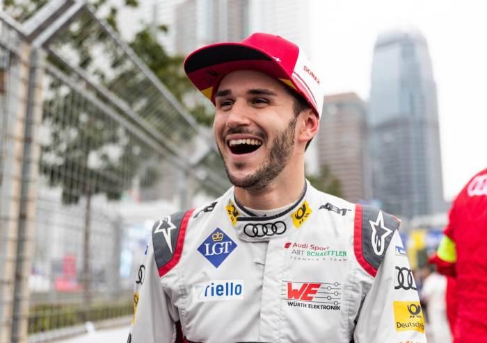 Daniel Abt,Formula E, Hong Kong E-Prix 2019 (c)Audi