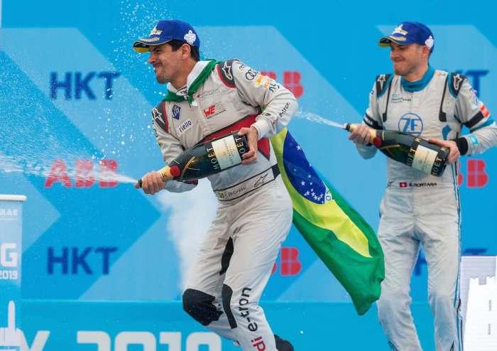 Lucas di Grassi,Formula E, Hong Kong E-Prix 2019 (c)Audi