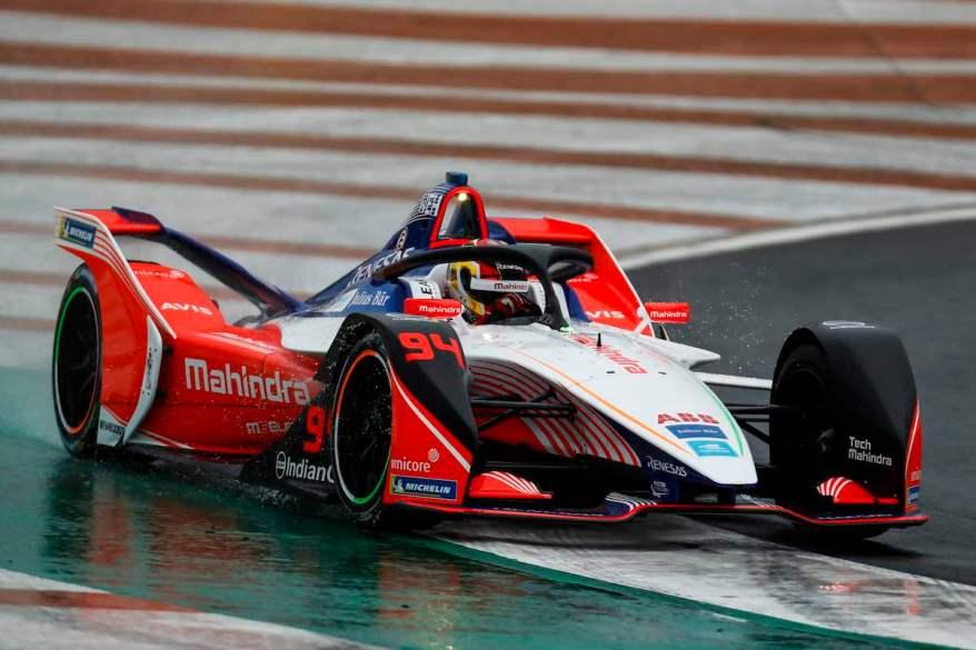 Pascal Wehrlein (DEU), Mahindra Racing, M5 Electro(c)FiaFormulaE