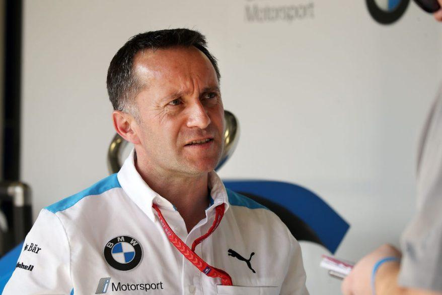 Roger Griffiths,BMW i Andretti Motorsport (c)BMW