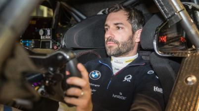 Timo Glock im neuen BMW M4 DTM (c)BMW