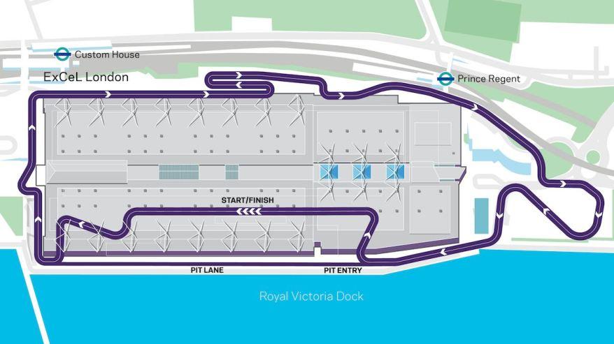 Track London 2020 (c)FiaFormulaE