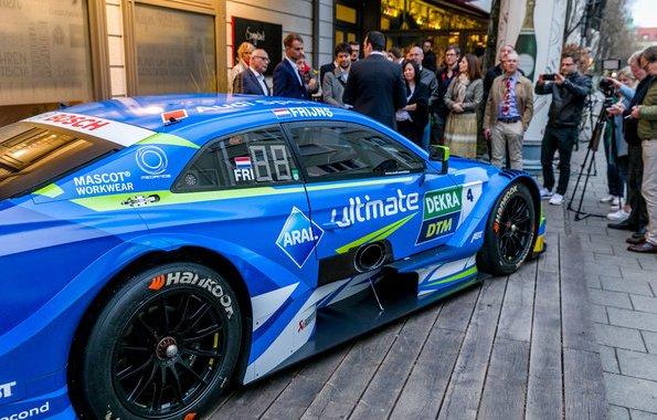 DTM Abt-Sportsline,Meet the Team, München 2019 (c)Audi