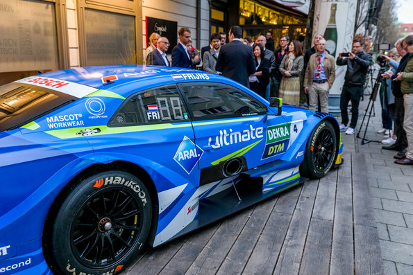 DTM Abt-Sportsline,Meet the Team, München 2019 (c)Audi