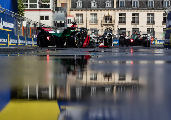 Audi e-tron FE05 #11 (Audi Sport ABT Schaeffler), Lucas di Grassi (c)Audi