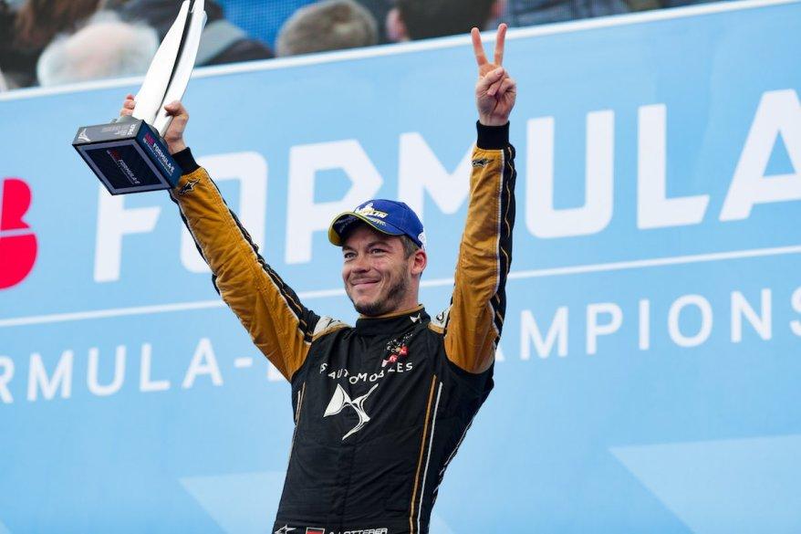 Andre Lotterer Paris E-Prix (c)DS Deutschland