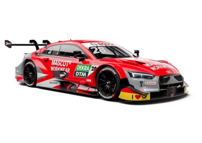 MASCOT WORKWEAR Audi RS 5 DTM #28 (Audi Sport Team Phoenix), Loïc Duval (c)Audi