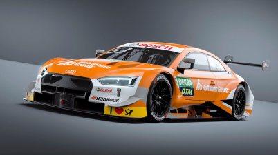 Hoffmann Group Audi RS 5 DTM #53 (Audi Sport Team Rosberg), Jamie Green (c)Audi