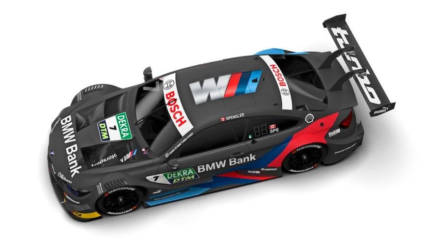 BMW M4 DTM Bruno Spengler (c)BMW