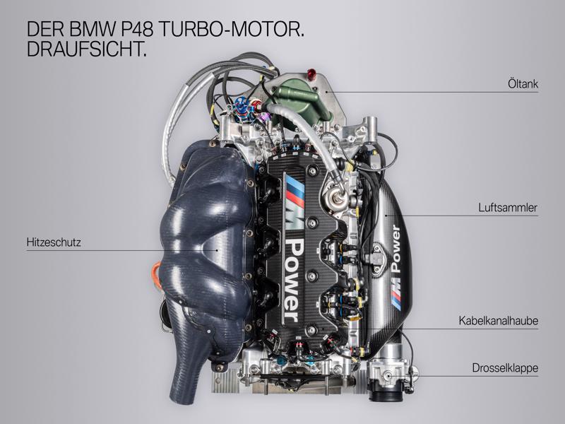 BMW Turbomotor P48 (c)BMW