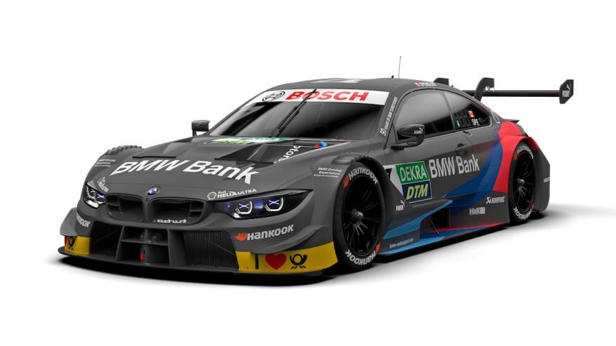 Bruno Spengler BMW M4 DTM (c)BMW