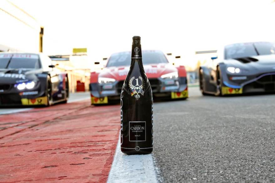 Champagner carbon,DTM Lausitzring Test 2019, Klettwitz (c)DTM
