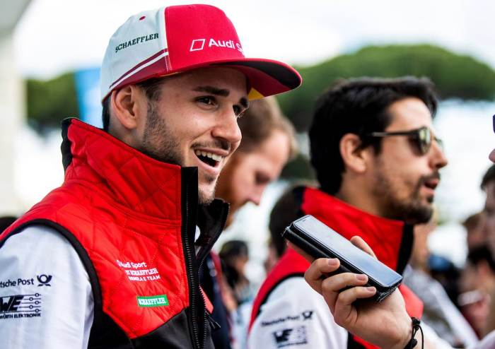Daniel Abt, Lucas di Grassi,Formula E, Rome E-Prix 2019 (c)Audi
