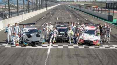 DTM 2019,DTM Lausitzring Test 2019, (c)DTM/ Hoch Zwei