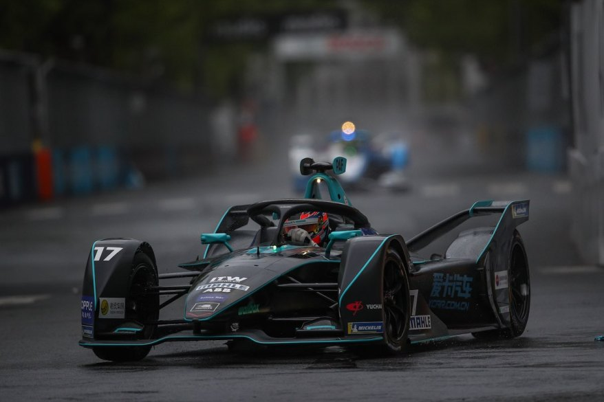 17 PAFFETT Gary (gbr), Venturi VFE05 team HWA Racelab, action during the 2019 Formula E championship, at Paris, France from april 25 to 27 - Photo HWA/ Marc de Mattia / DPPI