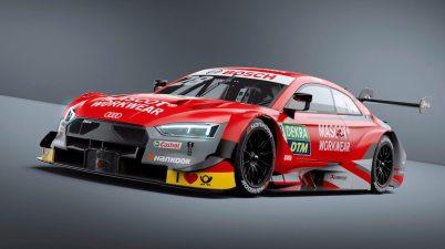 MASCOT WORKWEAR Audi RS 5 DTM #28 (Audi Sport Team Phoenix), Loïc Duval (c)Audfi