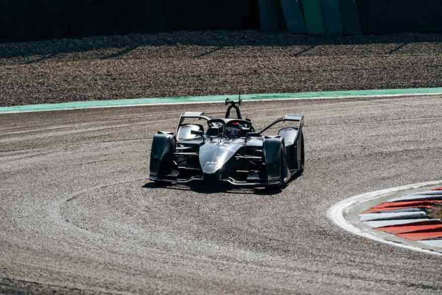 Mercedes EQ Formel E-Test (c)Mercedes,Sebastian Kawka