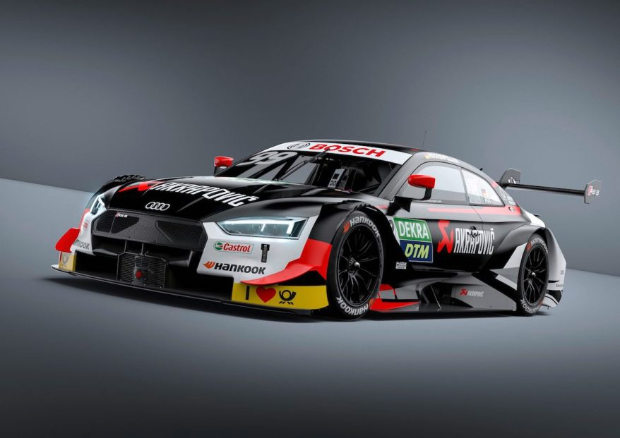 Akrapovič Audi RS 5 DTM #99 (Audi Sport Team Phoenix), Mike Rockenfeller (c)Audi