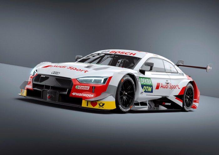 Audi Sport RS 5 DTM #33 (Audi Sport Team Rosberg), René Rast (c)Audi