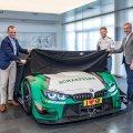 Schaeffler BMW mit Wittmann und Marquardt(c)Schaeffler