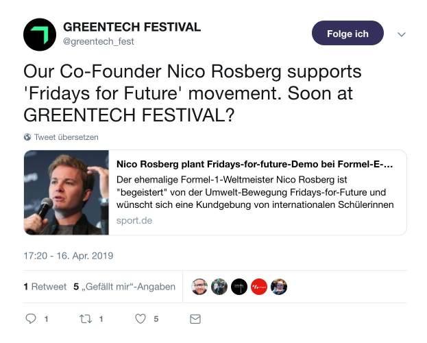 Greentech_Fest (c)Twitter,Greentech Fest