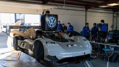 Volkswagen I.D. R Pikes Peak (c)VW