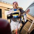 Mike Rockenfeller,DTM Test Lausitzring 2019(c)Audi
