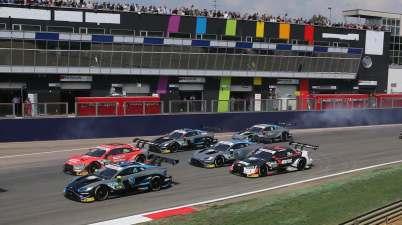Aston Martin Vantage DTM in Zolder ©R-Motorsport