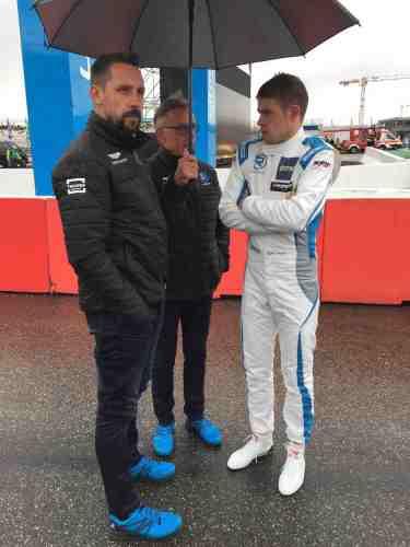 Aston Martin Teamchef Florian Kamelger ©EHirsch
