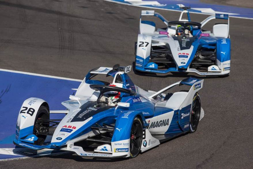 BMW in der Formel E ©BMW