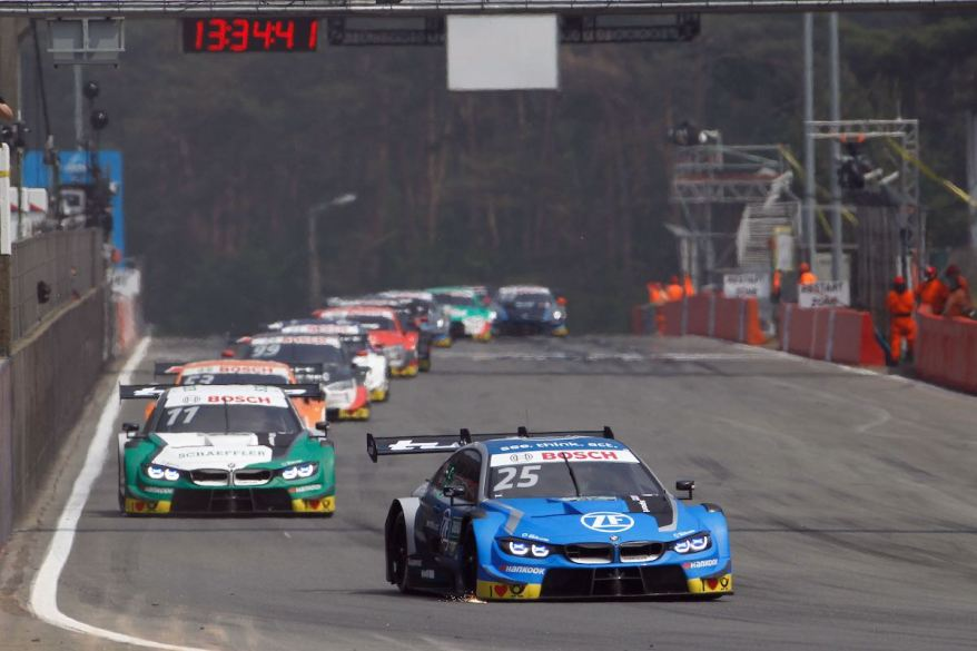Philipp Eng, BMW in Zolder ©BMW